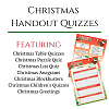 Click image for larger version.  Name:Christmas Handout Quizzes.png Views:92 Size:154.5 KB ID:1895